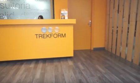 Trekform, presenta su vídeo corporativo