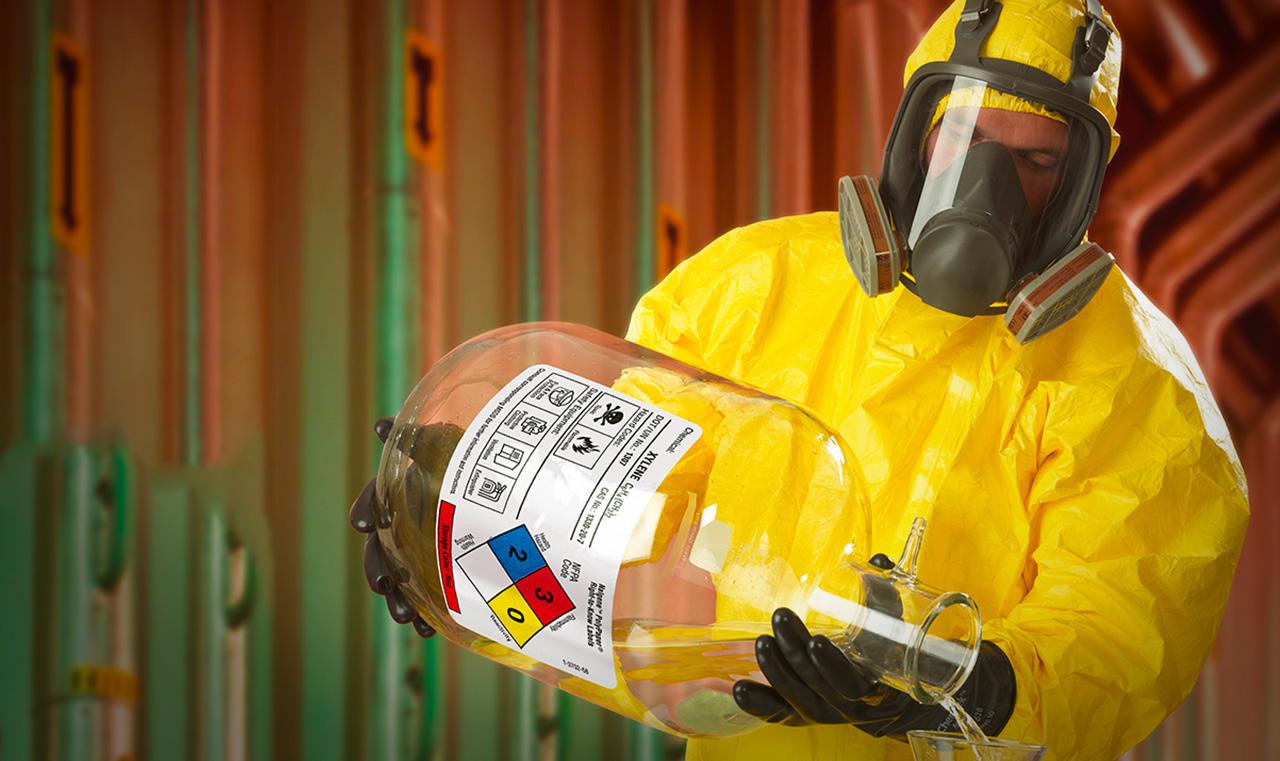 Curso de prevención en riesgo químico a distancia